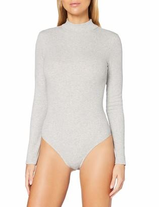 Meraki Amazon Brand Women's Cotton Bodysuit