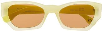 RetroSuperFuture Amata logo sunglasses