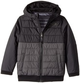 The North Face Kids - Reversible Quilted Surgent Hoodie Boy's Sweatshirt