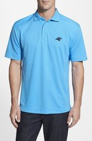 Cutter & Buck Men's 'Carolina Panthers - Genre' Drytec Moisture Wicking Polo