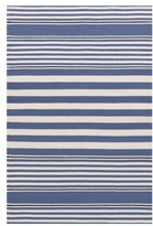 Dash & Albert 'Rugby Stripe' Indoor/outdoor Rug