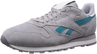 Reebok Classic Leather Suede Men's Low-Top Sneakers