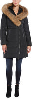 Mackage Women's Kay Fur-Trim Down Coat