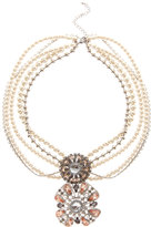 ASOS Statement Pearl and Jewel Choker Necklace