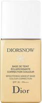 Christian Dior Diorsnow Brightening Make-Up Base Colour Correction