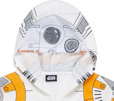 Novelty T-Shirts Star Wars: Force Awakens BB-8 Hoodie - Preschool 4-7