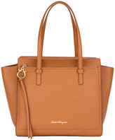 Salvatore Ferragamo 'Amy' tote - women - Calf Leather - One Size