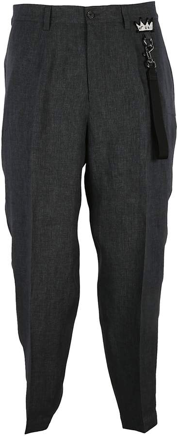 Dolce & Gabbana Clip-on Trousers