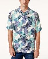 Tommy Bahama Men's 100% Silk Pina Cubana Shirt