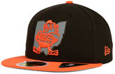 New Era Cleveland Browns State Flective Redux 59FIFTY Cap