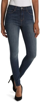 L'Agence Marguerite High Waisted Skinny Jeans