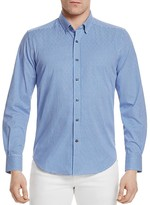 Robert Graham Modern American Gingham Slim Fit Button-Down Shirt