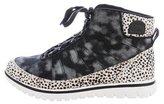 Sorel Tivoli Ponyhair Sneakers
