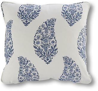 Helena 20x20 Pillow - Washed Blue - Miles Talbott