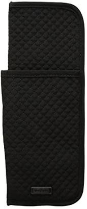 Vera Bradley Curling Flat Iron Cover (Classic Black) Wallet
