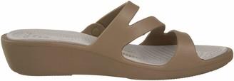 Crocs Women's Patricia Mini Wedge