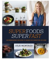 Chronicle Books Superfoods Superfast Book
