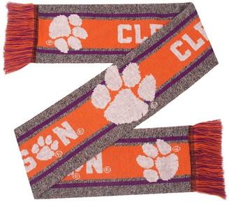 Clemson Tigers Big Team Logo Scarf