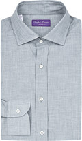 Ralph Lauren Purple Label Bond slim-fit cotton shirt