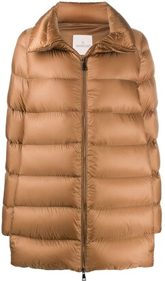 Moncler High Neck Padded Coat