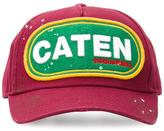 DSQUARED2 Caten baseball cap - men - Cotton - One Size