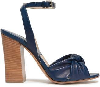 Michael Kors Knotted Leather Sandals