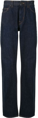 Kent & Curwen Straight-Leg Five Pocket Jeans