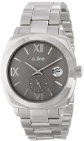A Line a_line Women's 80014-014 Dashuri Grey Dial Stainless Steel Watch