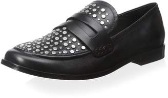 Pour La Victoire Women's Lavis Studded Loafer