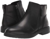 Cougar Harley Waterproof (Black Leather) Women's Rain Boots