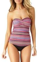 Anne Cole Twisted Front Tankini