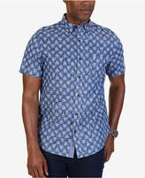 Nautica Men's Foulard-Print Shirt