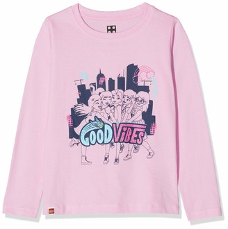 Lego Girl's cm Friends Long Sleeve Top