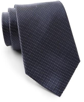Tommy Hilfiger Silk Textured Non-Solid Tie