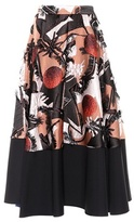 Roksanda Sharpin silk-blend skirt