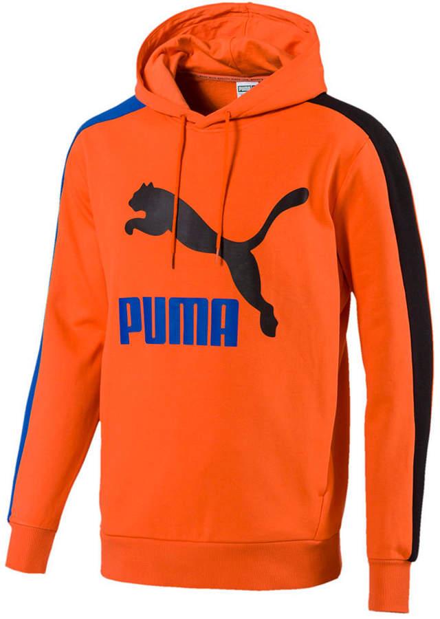Puma Men Classics Logo T7 Hoodie