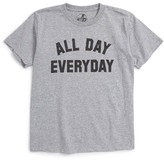Kid Dangerous Boy's All Day Everyday T-Shirt
