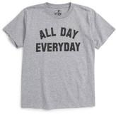 Kid Dangerous Boy's All Day Everyday T-Shirt