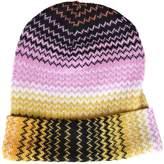 Missoni Zigzag Knitted Beanie