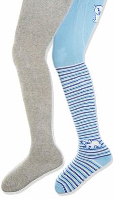Playshoes Girl's elastische Thermo-Strumpfhosen Eisbar mit Komfortbund Tights