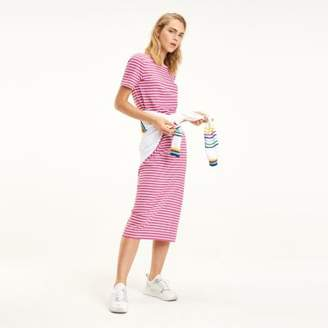 Tommy Hilfiger Essential Organic Cotton T-Shirt Dress