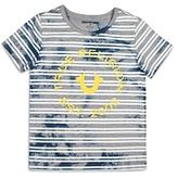 True Religion Boys' Tie Dye Stripe Tee - Little Kid