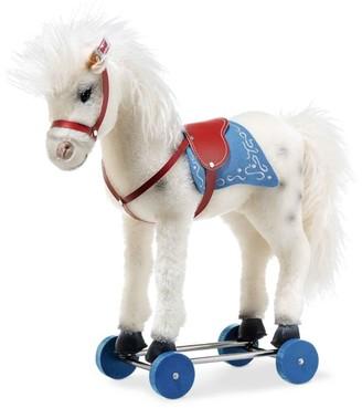 Steiff Olivia Horse on Wheels (43cm)
