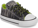 Converse Chuck Taylor ® All Star ® Flash Flood Oxford Sneaker (Baby, Walker & Toddler)