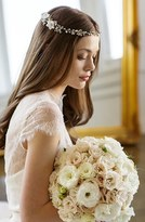 Brides & Hairpins 'Iris' Pearl & Crystal Embellished Halo