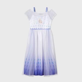 Frozen Girls' Elsa Epilogue Dress Up Nightgown -