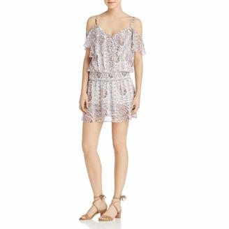 Paige Women's Olympia Dress-Cream/Canyon