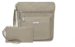 Baggallini Pocket Crossbody with Rfid