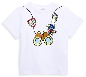 Stella McCartney Kids Baby Boy's Binocular T-Shirt