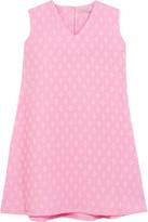 Emilia Wickstead Presly Cloqué Mini Dress